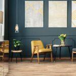 Pomysły i inspiracje wystroju wnętrz w stylu retro dla nowoczesnego domu