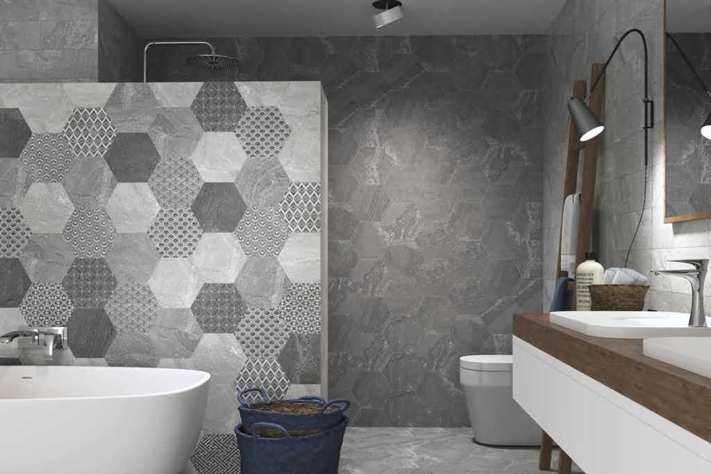 Mozaika heksagonalna, czyli najnowszy wnętrzarski krzyk mody